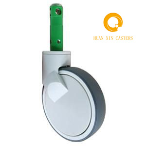 Factory Sale 6 Inch Central Locking Casters