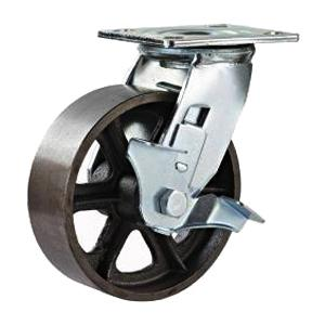 Best Sale Manufacturer Swivel Iron Cast Castors
