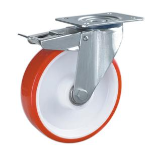 Factory Sale Heavy Duty Casters With Brake