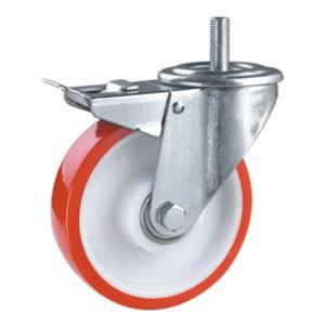 Factory Sale Heavy Duty Threaded Stem Casters