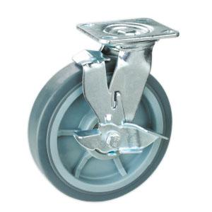 Factory Sale Heavy Duty Trolley Casters Brake