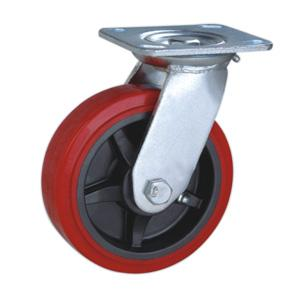 Factory Sale Industrial Pu Caster Wheels