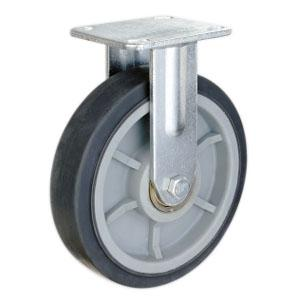 Factory Sale Rigid Heavy Duty Trolley Casters