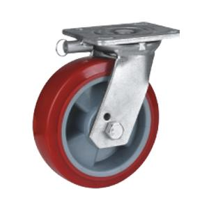Heavy Duty Caster With Swivel Lock