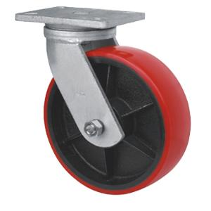 Factory Sale 12 Inch Heavy Duty Caster Wheel