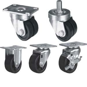 Factory Sale Low Profile Caster Wheels Supplier