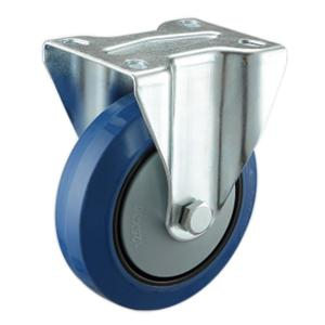 Factory Sale Non Marking Rubber Caster Wheels