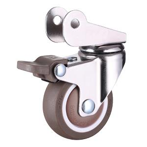 Factory Sale Side Mount Swivel Casters In China