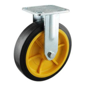Fatory Sale Heavy Duty Rubber Caster Wheels
