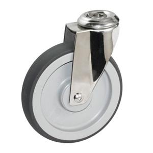 6 Inch Stainless Steel Casters