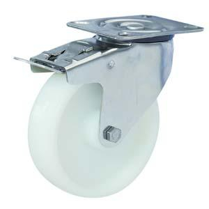 8 Inch Stainless Steel Casters Wheels