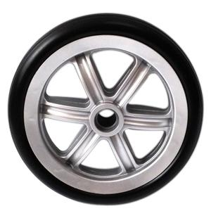 Baby carriage wheels factory