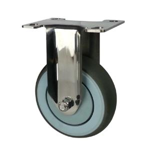 Fixed stainless steel caster wheels factory