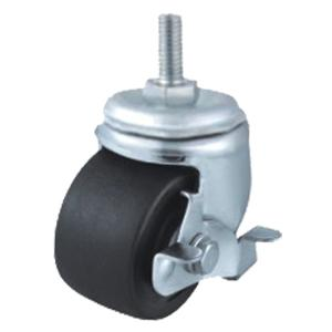 Heavy Duty Low Profile Castors