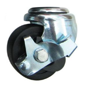 Hollow Kingpin Low Profile Casters