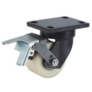 Low profile heavy duty casters factory
