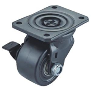 Low Profile Industrial Casters