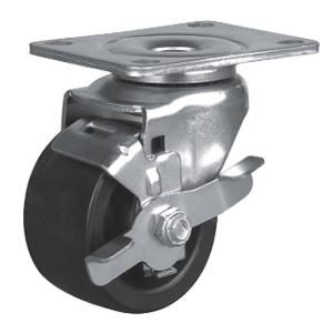 Machine Caster With Side Brake factory
