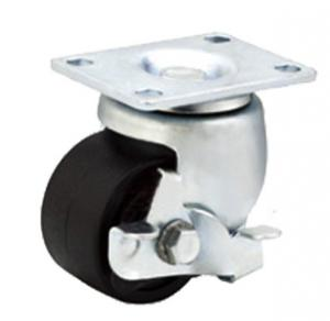 Machine Caster Wheels With Side Brake
