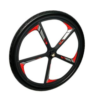 Racing wheelchair wheels factory