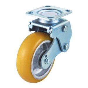 Spring loaded caster wheels factory