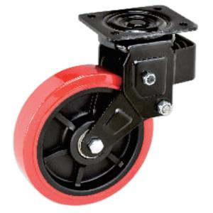 Spring loaded swivel casters factory