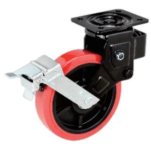 Spring Shock Absorbing Casters