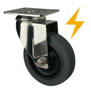 Stainless Steel Antistatic Casters And Wheels