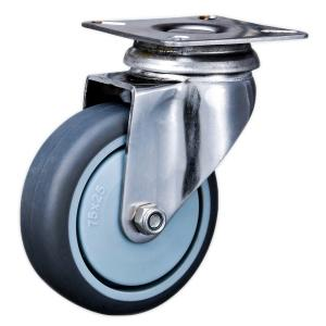 Stainless steel castors factory