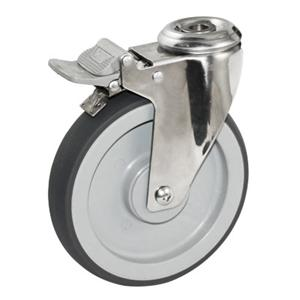 Stainless Steel Medical Casters