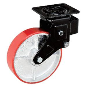 Swivel shock absorbing casters factory