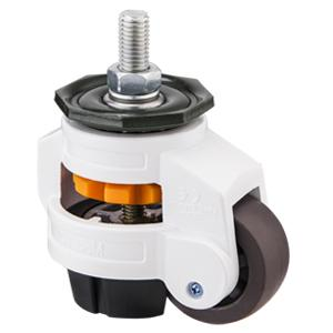 Threaded Stem Leveling Casters
