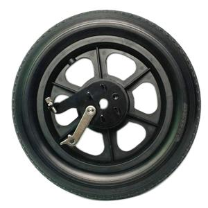 Wheelchair wheels with brake factory
