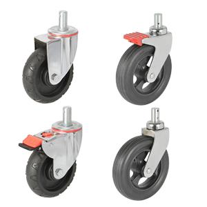 Ambulance Transport Stretcher Trolley Casters
