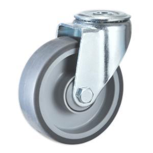 Factory Sale Trolley casters with bolt hole manufacturer