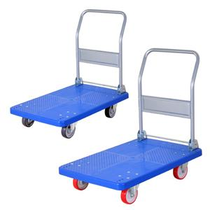 Factory Sale Folding Platform Hand Trolley Carts
